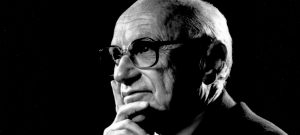 Bitcoin Prediction Milton Friedman