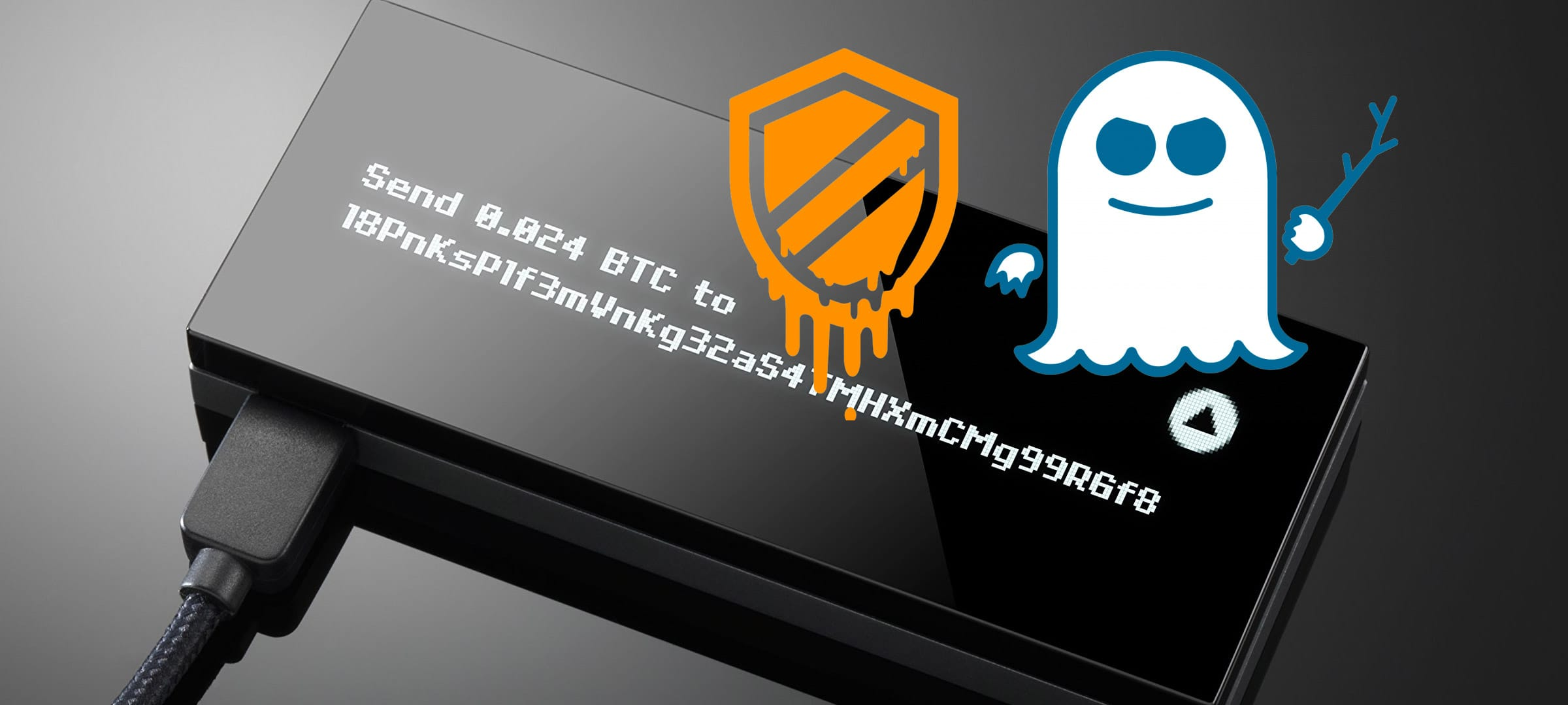 Spectre, Meltdown and the vulnerability of your cryptocurrency