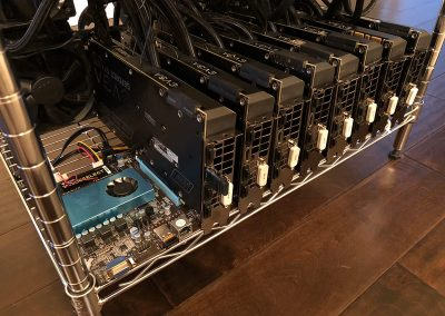 8 GPU Octominer B8PLUS