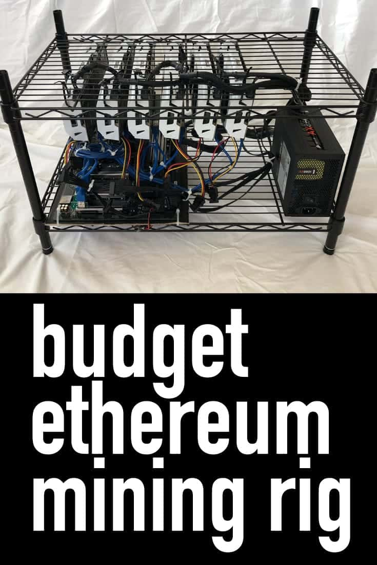 Budget Ethereum Mining Rig 2018 - Step by Step