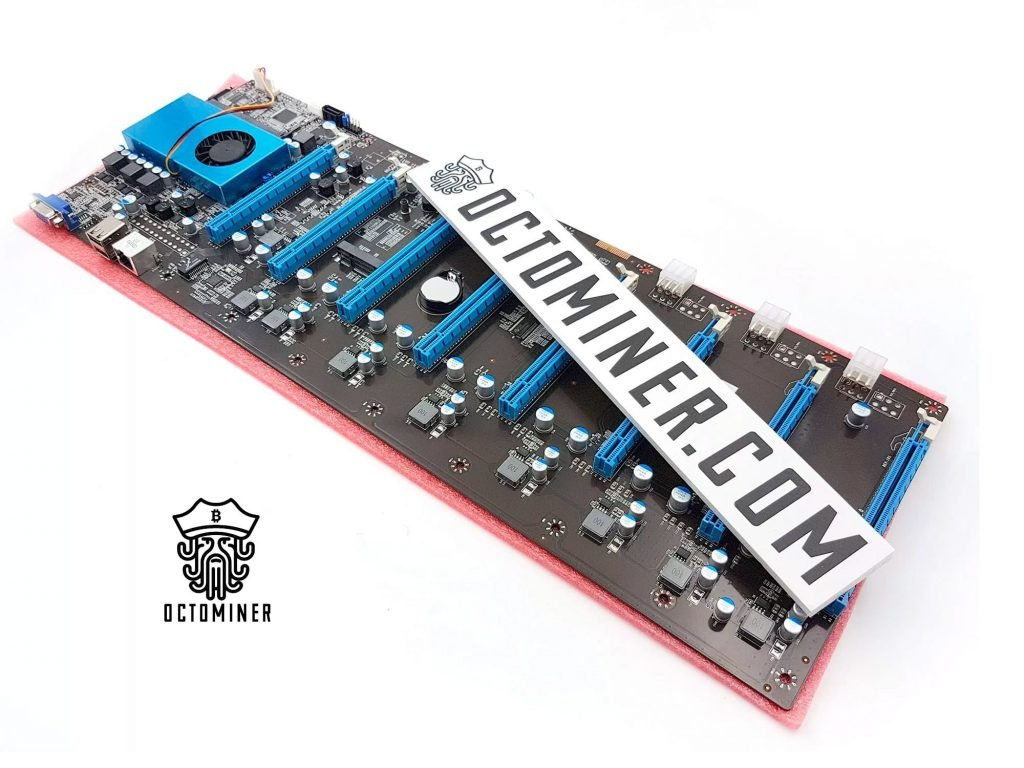 Octominer B8PLUS Mining Motherboard