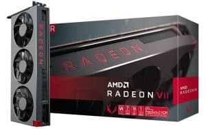 Highest Mining Hashrate: AMD Radeon VII