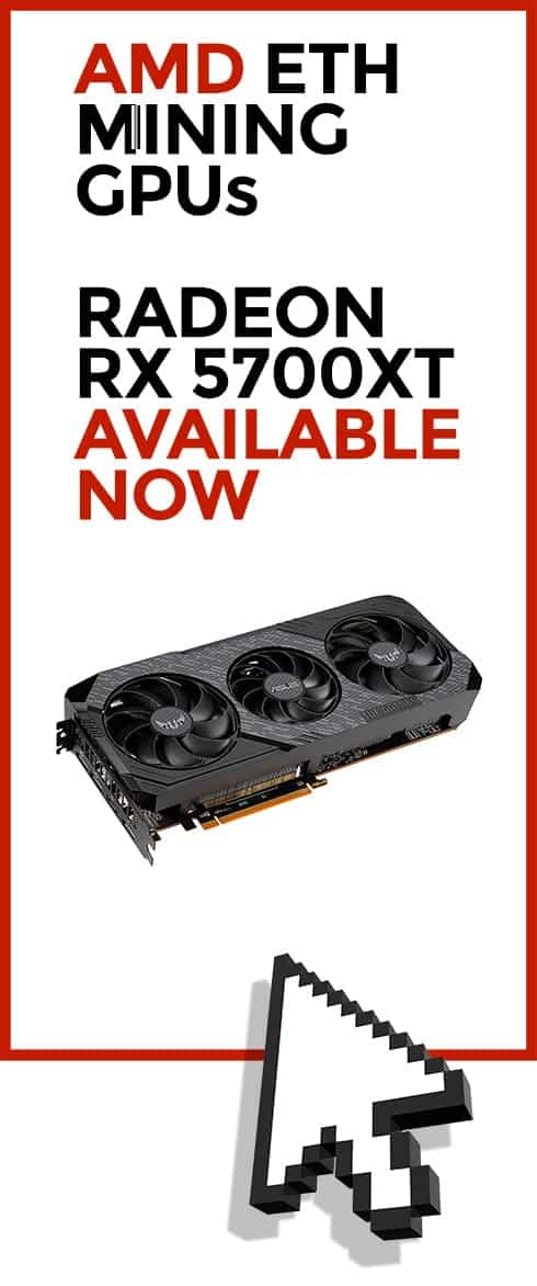 AMD Mining GPUs Available